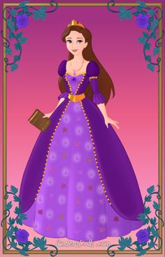 Luciana from Barbie as the Island Princess