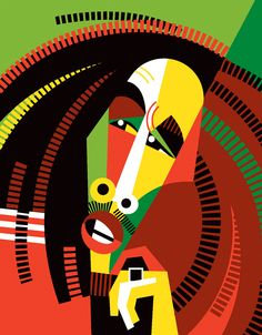Bob Marley on Behance