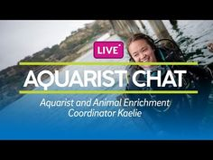 Aquarist Kaelie is a familiar face to many of you as she cares for our Giant Pacific Octopus and is our animal enrichment lead. Birch Aquarium, Giant Pacific Octopus, Girl Empowerment, Science And Technology, Learning, Face, Animals, Cat Breeds, Animales