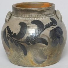 November 5, 2005 Highlights - Crocker Farm Stoneware Auction