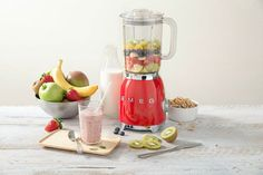 Looking for an efficient kitchen tool that is capable of mixing up a smoothie in a blink of an eye? If so, Smeg's BLF01 blender is the right appliance for the job. Head over to the SquareRooms website to find out how to win one!  #squareroomsmag #squareroomsinspo #kitchenappliances #kitchentools #blender #kitcheninspo #kitchengadget #sgkitchen #sghome #sghomes #homeinspo #homeinspo #sgwin #sgdine #sgdining  Yummery - best recipes. Follow Us! #kitchentools #kitchen