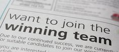 Know how to write an effective recruitment advert online...?