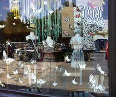 Boutique Display Ideas | Store Windows : Fashion Store Window Displays - Fashion Industry ...