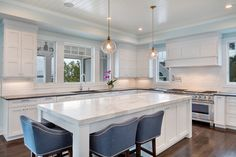 White Kitchen With Green Accents Transitional Kitchen Matthew Fair Design Line Kitchens Decorating Design