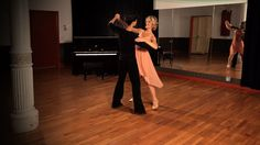 How to Do a Foxtrot Sway Step | Ballroom Dance