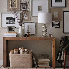 Silvia Home Decor: As Consolas numa casa!