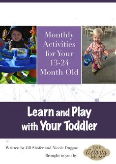 Learn and Play with Your Toddler