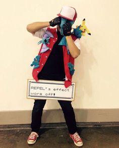 Genial #cosplay #pokemon !!!!! #videojuegos #gamers #gamer #gamersoficial #videojuegos