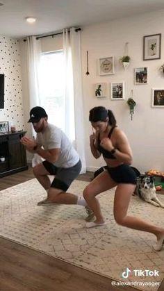 Fun and intense bodyweight workout routine #workoutroutine #homeworkout #exercisefitness Fitness Workouts, Agility Workouts, Fitness Herausforderungen, Fitness Workout For Women, At Home Workouts, Pilates Training, Fitness Studio Training, Pilates Workout, Youtube Workout Videos