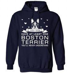 Love Boston Terrier T Shirts, Hoodies. Check price ==► https://www.sunfrog.com/Pets/Love-Boston-Terrier-7812-NavyBlue-Hoodie.html?41382
