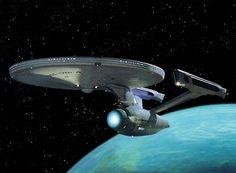 STAR TREK STARSHIP ENTERPRISE  My favorite starship design