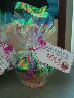 Second Grade Sparkle: Parent Volunteer Gift *FREEBIE*