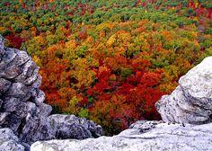 Virginia Breaks State Park