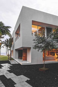 TO LIKE MODERN ARCHITECTURE