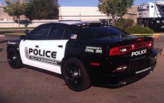 Albuquerque NM Police, Dodge Charger Pursuit - DWI Unit