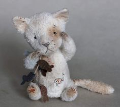 Kitten Vasyatka by By Nastia and Cat | Bear Pile