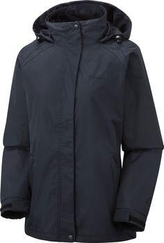 A fully waterproof outer jacket and warm inner fleece, which has been updated and can be worn in a variety of ways.