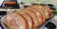 Melegen is, hidegen is ajánlom! :) nagyon finom. Én még tojást és pritaminpaprikát is rakok közé. Többféleképpen lehet variálni. Hozzávalók egy őzgerincformára való adaghoz 40 dkg darált hús 40 dkg apróra vágott pulyka vagy...