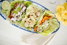 Recipe Box: Lettuce-Wrapped Tacos, 3 Ways