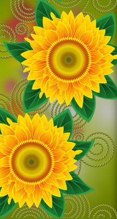 Iphone Wallpaper Video, Cellphone Wallpaper, Mobile Wallpaper, Flowery Wallpaper, Colorful Wallpaper, Flower Backgrounds, Wallpaper Backgrounds, Flower Cards, Paper Flowers