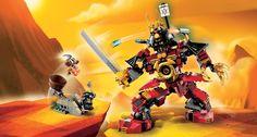 9448 Samurai Mech $39.99