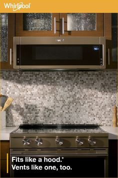 Learn about the new Whirlpool® Low Profile Microwave Hood *Based on 24u201d & Used Metal Kitchen Cabinets for Sale | Best Metal Cabinets ...