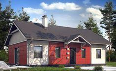10 combinatii de culori pentru exteriorul casei - Case practice