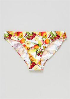 Fruit Bowl Bikini Briefs