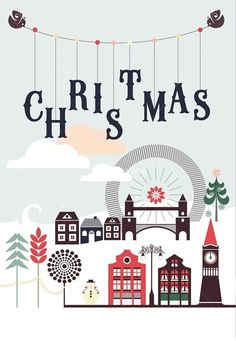 Merry Christmas Quotes :Merry Christmas Greetings 2016 Inspirational Messages Wishes & Cards Merry Christmas Greetings, Noel Christmas, Christmas Quotes, Vintage Christmas Cards, Christmas Images, Christmas Design, Little Christmas, Xmas Cards, Winter Christmas