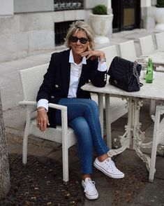 Womens Style Discover Best Outfits For Women Over 50 - Fashion Trends Over 60 Fashion Over 50 Womens Fashion 50 Fashion Fashion Tips For Women Look Fashion Plus Size Fashion Autumn Fashion Fashion Outfits Fashion Trends Over 60 Fashion, Over 50 Womens Fashion, 50 Fashion, Fashion 2020, Look Fashion, Fashion Outfits, Fashion Trends, Fall Fashion, Fashion Women