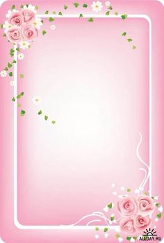 Decorative Letterhead Paper Precious Memories