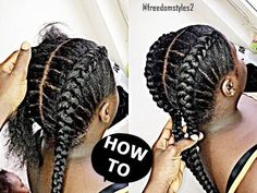 85 Box Braids Hairstyles for Black Women - Hairstyles Trends African Braids Hairstyles, Girl Hairstyles, Braided Hairstyles, Black Hairstyles, Teenage Hairstyles, Protective Hairstyles, Protective Styles, Braids For Kids, Girls Braids