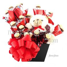 Arreglo con Chocolates Dulce y Ternura !| Envia Flores