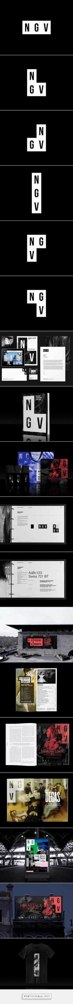 NGV Identity | 3 DEEP - created via https://pinthemall.net