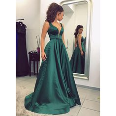green prom ideas
