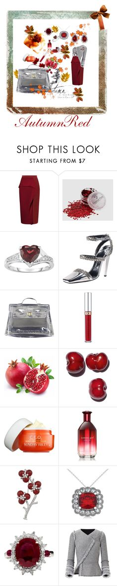 """""""Season Change: Autumn"""" by sinmrn ❤ liked on Polyvore featuring Roland Mouret, Tom Ford, Hermès, Anastasia Beverly Hills, Sunday Riley, Tommy Hilfiger, Allurez, Other and Amanda Rose Collection"""