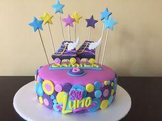 Fondant Cake Soy Luna