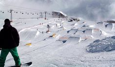 Snow Parc Verbier Chalet Girl, Girls Series, Mount Everest, Snow, Mountains, Travel, Viajes, Destinations, Traveling