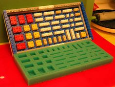 How to make a Lego mold for candy, ice, chocolate, crayons, etc.