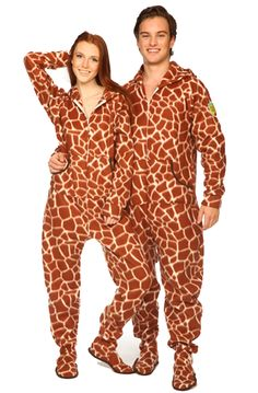 5be88e4fcf Looking for adult footed onesies with hood  Check out Snug As A Bug s  Giraffe Adult Hooded Pajama. We specialize in warm comfy onesies   ship  anywhere in ...