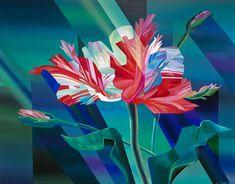 """""""Tulip""""  by Eugene Melamed"""