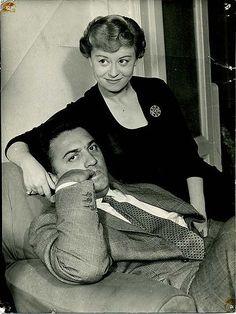Giulietta Masina & Federico Fellini