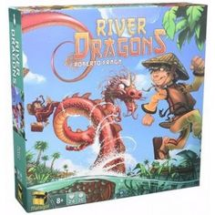 River Dragons : 7 ans
