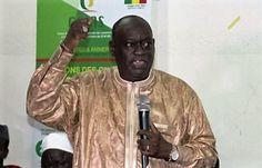 Me El Hadji Diouf avertit Macky Sall  Président si cette réforme des Chambres de commerce passe on t'efface  - Sen360