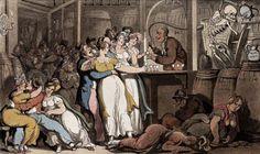 Philippa Jane Keyworth: Georgian-Regency Drinks
