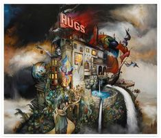 "Esao Andrews - ""Hugs Etc..."" 1st Edition - 2017"