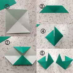 子どもに大人気!折り紙で はらぺこあおむし を作ろう! — 親子の時間研究所 Origami Lily, Origami Box, Origami Paper, Book Crafts, Diy And Crafts, Japan Crafts, Origami Animals, Mural Wall Art, Kindergarten Activities