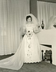 All sizes   Mom on her wedding day   Flickr - Photo Sharing!