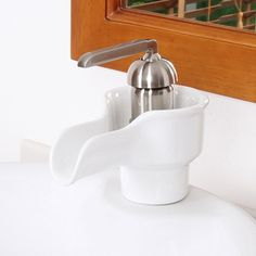 This attractive single-handle faucet features a sturdy ceramic construction with a modern designer-inspired style. Featuring simplified instillation, update the look and feel of your bathroom with this unique and beautiful faucet from Elite. Bathroom Red, Bathroom Sink Faucets, Bathroom Fixtures, Bathroom Ideas, Bath Ideas, Bathroom Inspiration, Small Bathroom, Master Bathroom, Diy Ideas