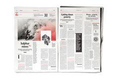 newspaper design - Google Search